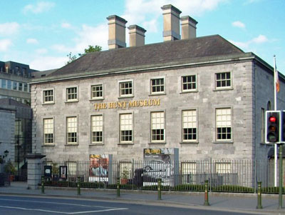 Hunt Museum, Limerick city, Ireland