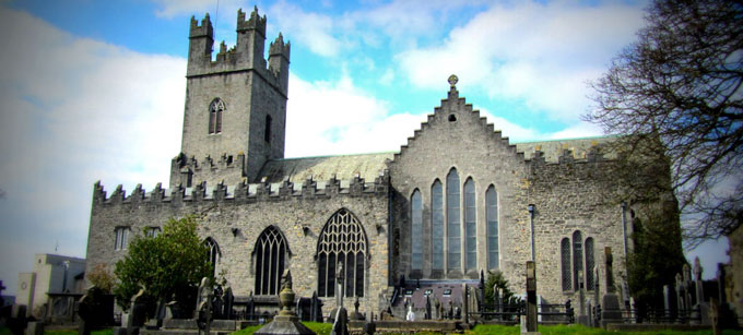 St Mary's Cathedral, Limerick, Ireland